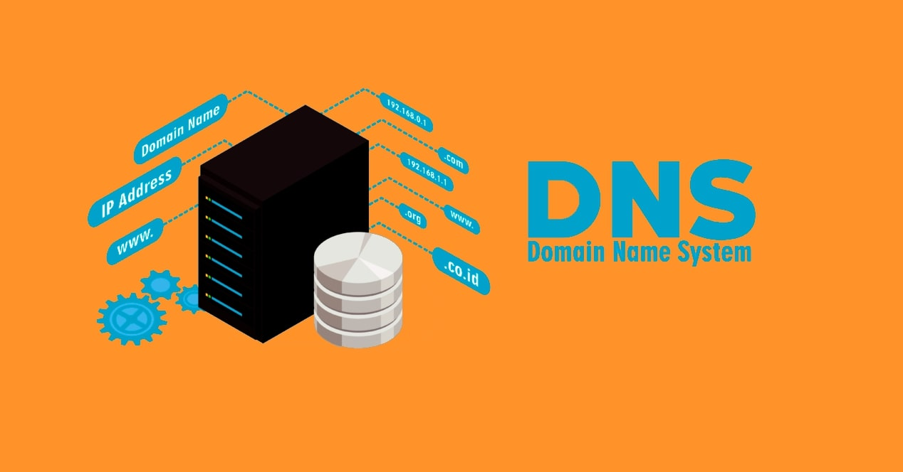 proxy in DNS